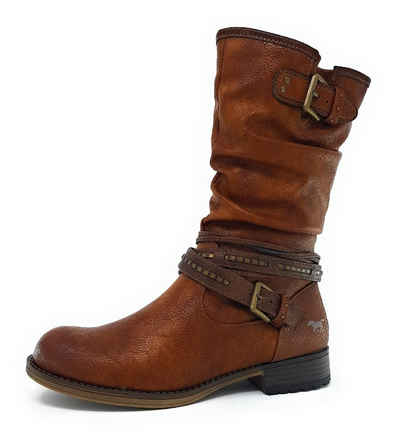 Mustang Shoes »Stiefel« Stiefelette