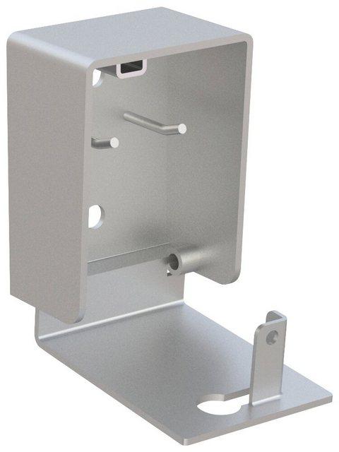 BASI Schlüsseltresor »Schlüsselsafe - SSPZ 110«, Vorgerichtet für Profil-Halbzylinder 10/30 mm
