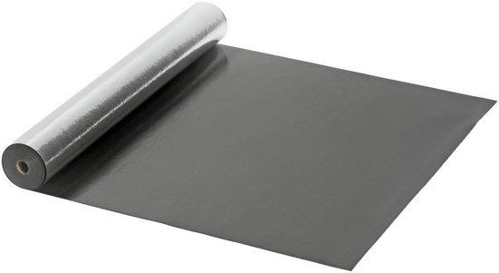 PARADOR Trittschalldämmfolie »Akustik-Protect 100«, 1,8 mm Stärke, 7,5 m², mit integrierter Dampfbremse, geeignet für Fußbodenheizung