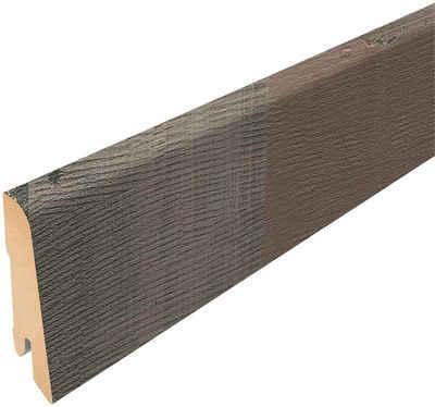 EGGER Sockelleiste »L355 - Dimas Wood bunt«, L: 240 cm, H: 6 cm