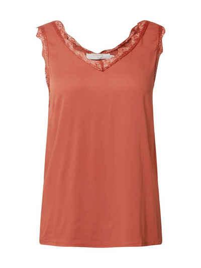 Cream Shirttop »Alena«