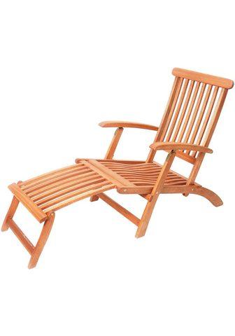 MERXX Sodo kėdė »Deck Chair« (1 vienetai) Eu...