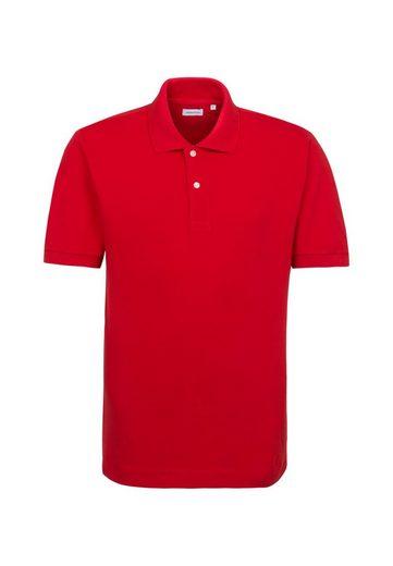 seidensticker Poloshirt »Shaped« Kurzarm Kragen