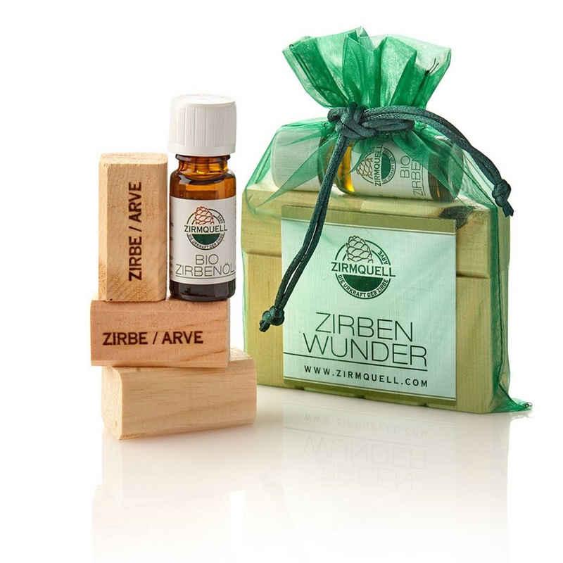 HTI-Living Sauna »Zirbenwunder Organzabeutel 24,99€ / 10 ml«
