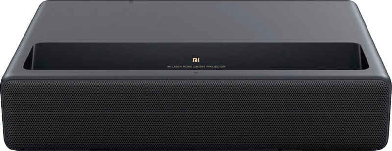 Xiaomi »Mi 4K Laser Projector« Beamer (1600 lm)