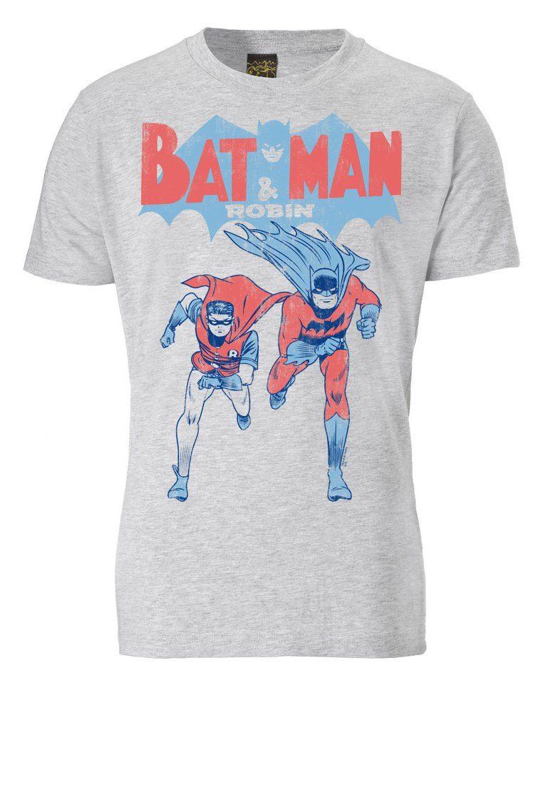 LOGOSHIRT T Shirt »BATMAN AND ROBIN«, Tolles Batman and Robin T Shirt der Marke Logoshirt online kaufen   OTTO