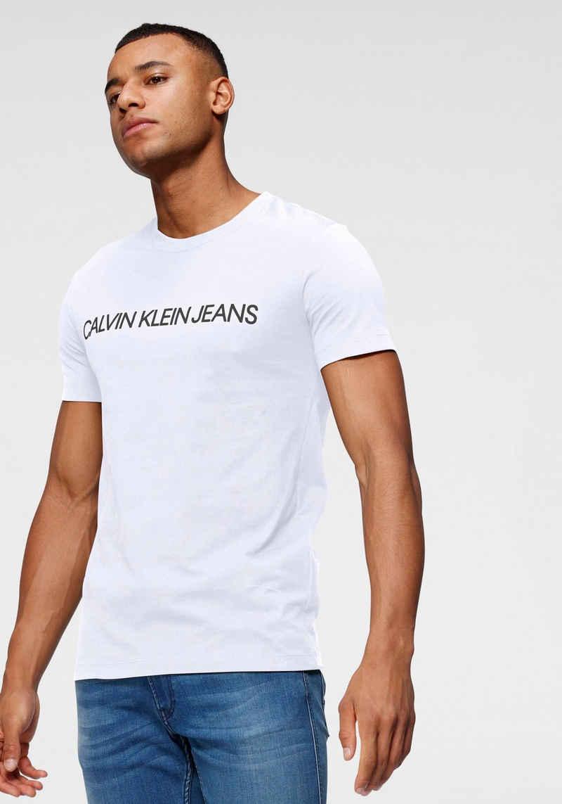 Calvin Klein Jeans T-Shirt »2 PACK TEE INSTITUTIONAL LOGO« (2er-Pack)