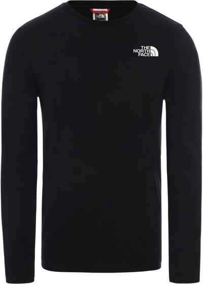 The North Face Langarmshirt »EASY TEE«