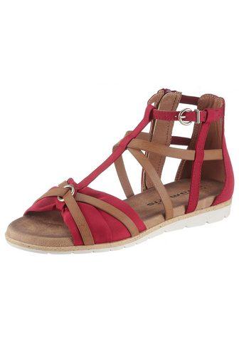 Tamaris »Sidra« Romėniški sandalai in gražus F...