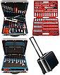 Famex Trolley ABS Werkzeugkoffer Set »Famex 606-09« mit 174tlg. Steckschlüsselsatz, Bild 1