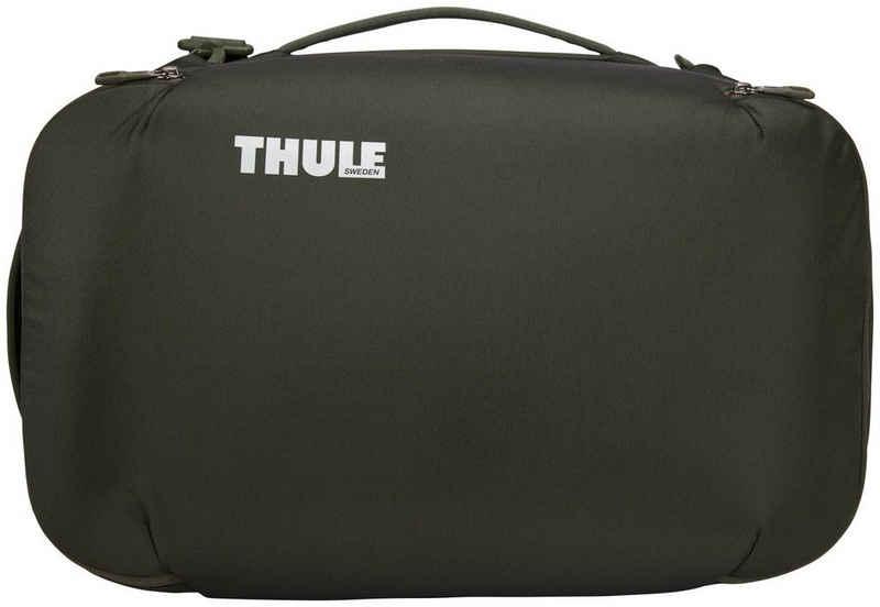 Thule Reiserucksack »Subterra Duffel Carry-On«, mit separater und abnehmbarer Laptoptasche für hohen Reisekomfort, maximaler Stauraum durch weiche Seitenteile, entspricht den Handgepäck-Vorschriften fast aller Airlines