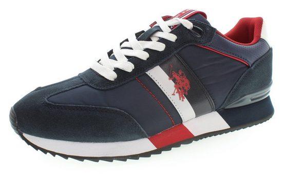 U.S. Polo Assn »Ferry« Sneaker mit sportiver Kontrastlaufsohle