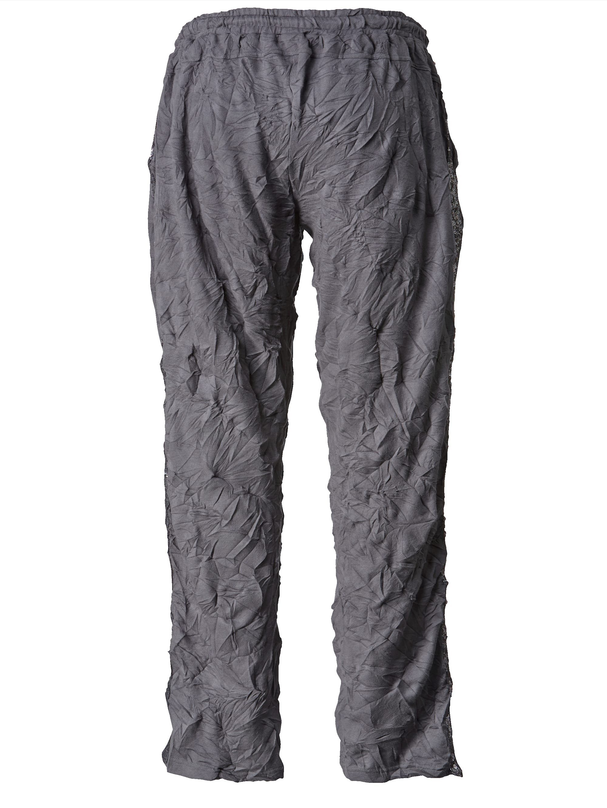 Angel of Style by Happy Size Jogpant, Jogpants-Style mit Stretchbund, Tunnelzug und 2 Taschen