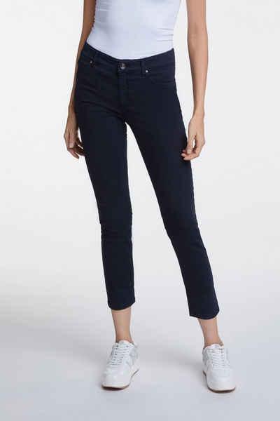 Oui Skinny-fit-Jeans »Jeggings in Slim Fit« Ohne Details