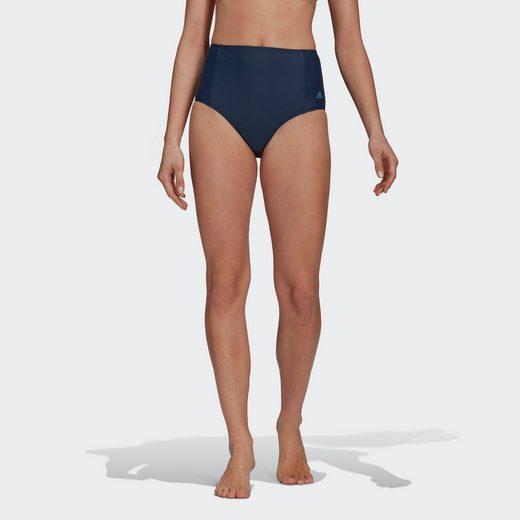 adidas Performance Badeanzug »High-Waisted Bikinihose«