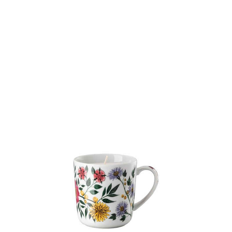 Rosenthal Windlicht »Magic Garden Blossom Tischlicht mit Wachs«