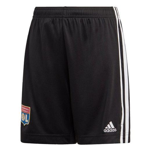 adidas Performance Shorts »Olympique Lyon Auswärtsshorts«