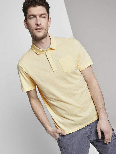 TOM TAILOR Poloshirt »Gestreiftes Poloshirt«