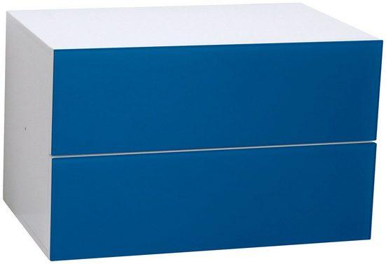 PHOENIX MÖBEL Schubladenelement »Atlanta«, B/H/T: 55 x 34 x 38 cm