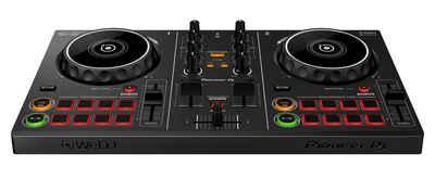 Pioneer DJ Mischpult »DDJ-200«, 2 Kanal DJ Controller, USB, Bluetooth, kompatibel mit rekordbox, WeDJ, djay und edjing Mix