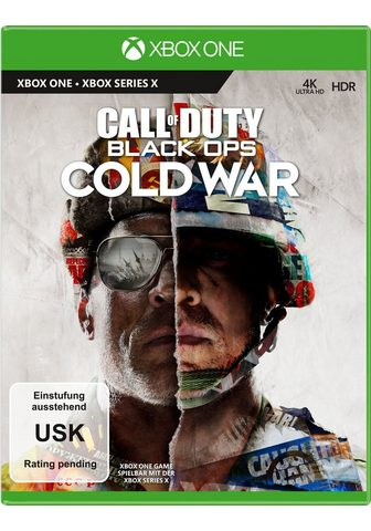 Activision Call of Duty Black Ops Cold War Xbox O...