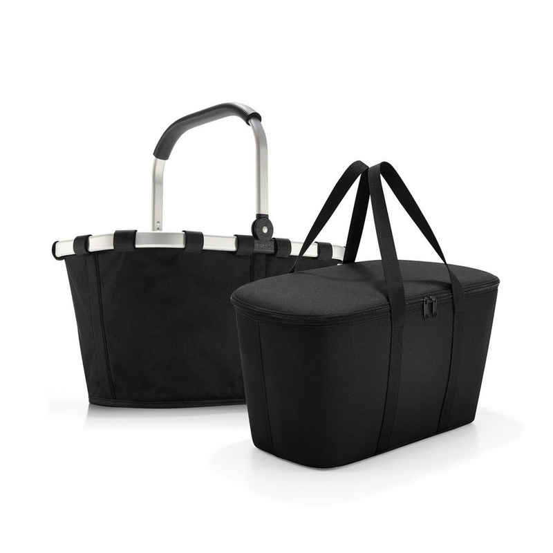 REISENTHEL® Einkaufskorb »carrybag«, reisenthel carrybag coolerbag Set Einkaufskorb Isotasche Picknick Thermotasche