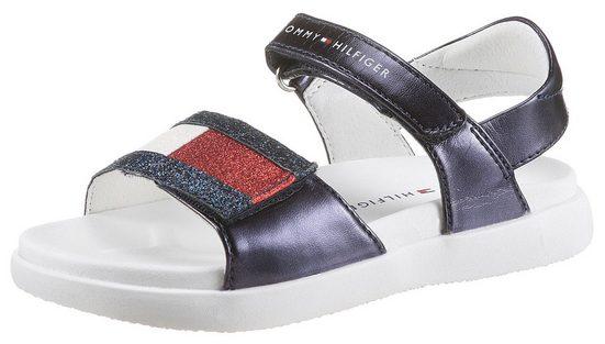 Tommy Hilfiger Sandale mit Klettverschlüssen