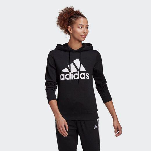 adidas Performance Kapuzensweatshirt »ESSENTIALS RELAXED LOGO«