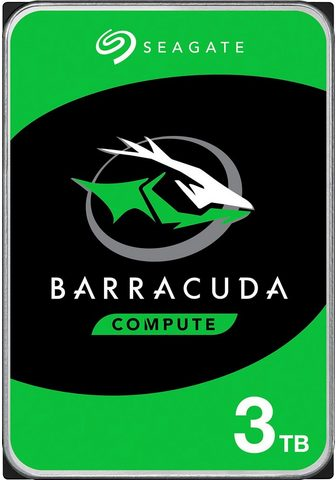 Seagate »BarraCuda« HDD-Desktop-Festplatte (3 ...