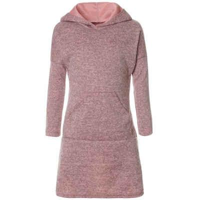 BEZLIT Blusenkleid »Mädchen Pullover-Kleid mit Kapuze« (1-tlg) Kängurutasche