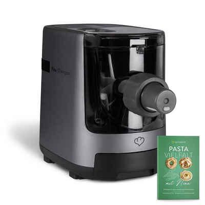 Springlane Nudelmaschine Nina, Pastamaker inkl. 7 Nudeleinsätzen, 180 W