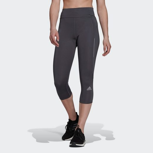 adidas Performance Funktionstights »Own The Run 3/4-Tight«