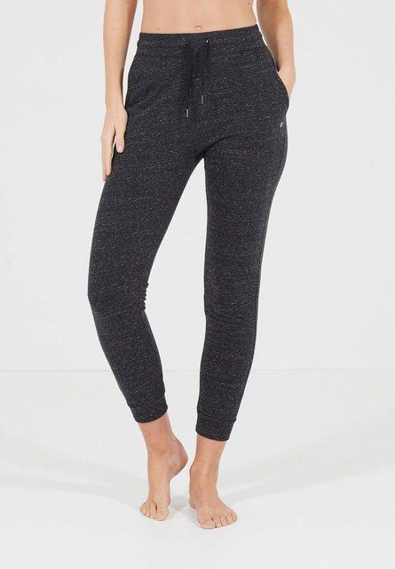 Hosen - ATHLECIA Sweathose »Bloto W Melange Sweat Pants« mit extra hohem Baumwoll Anteil ›  - Onlineshop OTTO