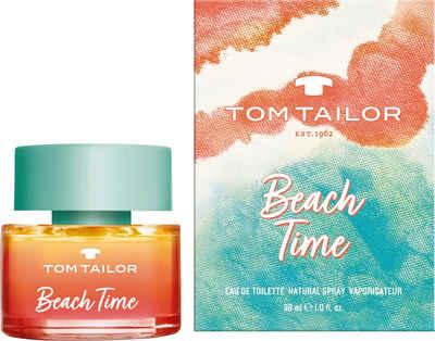 TOM TAILOR Eau de Toilette »Beach Time«