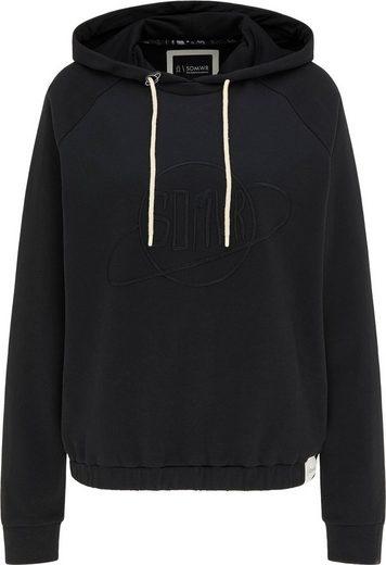 SOMWR Sweatshirt »BE THE PLANET« mit einem Print auf der Brust, nachhaltig & klimapositiv
