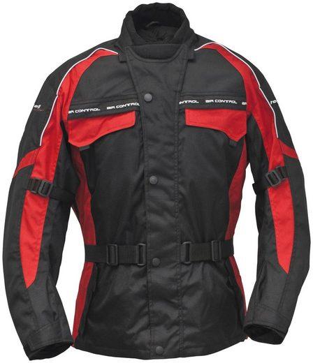 roleff Motorradjacke »Reno« 4 Taschen, 3 Belüftungslöcher