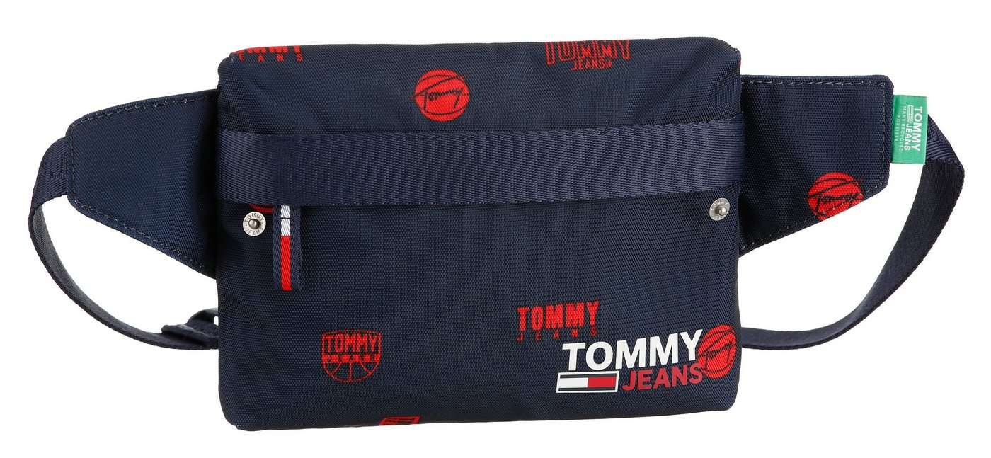 tommy jeans -  Bauchtasche »Campus Bumbag Print«, All-Over  Print