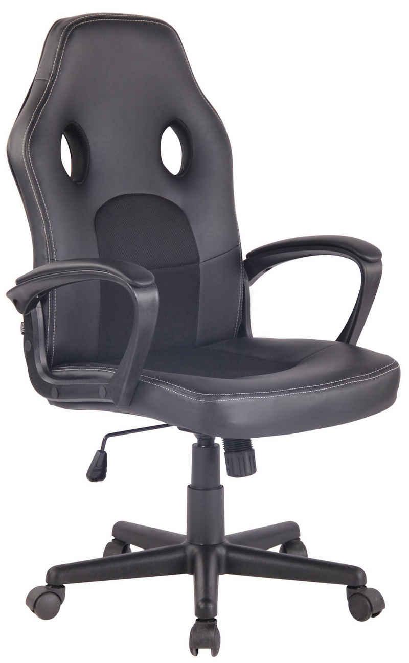 CLP Gaming Chair »Elbing«, höhenverstellbar und drehbar