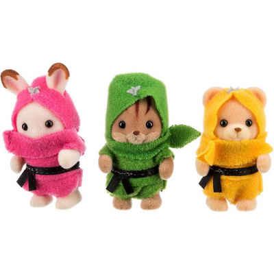 EPOCH Traumwiesen Puppenhausmöbel »Sylvanian Families Ninja Babys«