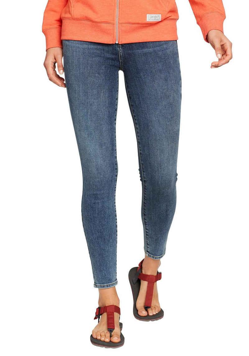 Eddie Bauer 5-Pocket-Jeans Voyager Jeans - High Rise - Skinny