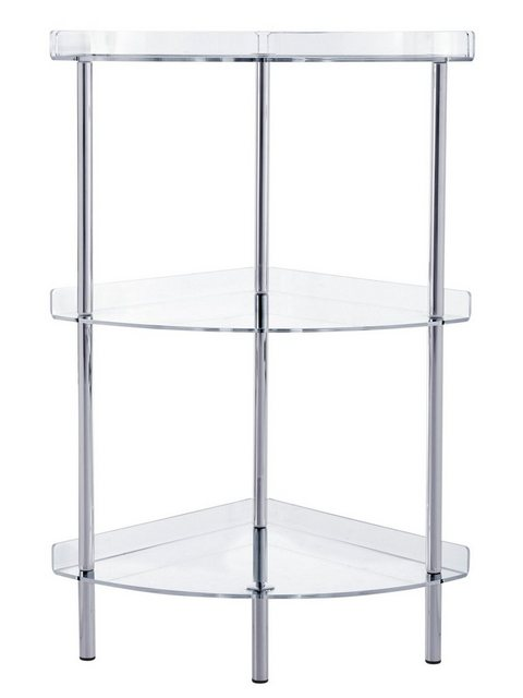 Küchenregale - Eckregal mit transparenten Ablagen  - Onlineshop OTTO