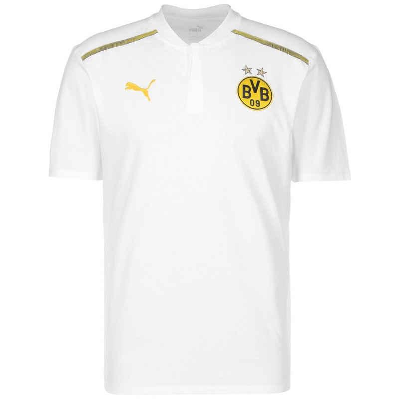 PUMA Poloshirt »Borussia Dortmund Bvb Casuals«