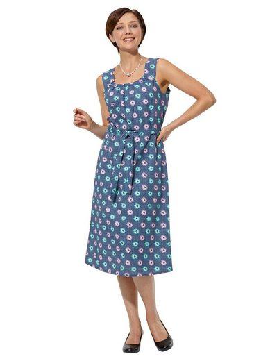 Classic Basics Kleid mit ansprechendem Blütendessin