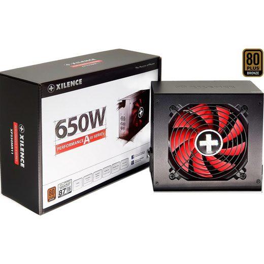 Xilence »Performance A+III 650W« PC-Netzteil