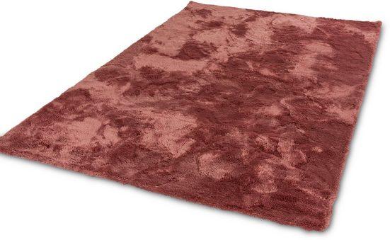 Teppich »Harmony«, SCHÖNER WOHNEN-Kollektion, rechteckig, Höhe 39 mm, besonders weich durch Microfaser, Wohnzimmer