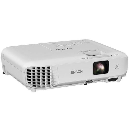 Epson »EB-X05« Beamer (3300 lm, 15000:1, 1024 x 768 px)