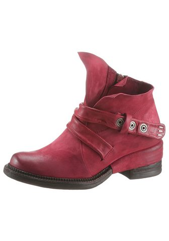 A.S.98 »MIRACLE« Bikerboots im coolen Used Lo...