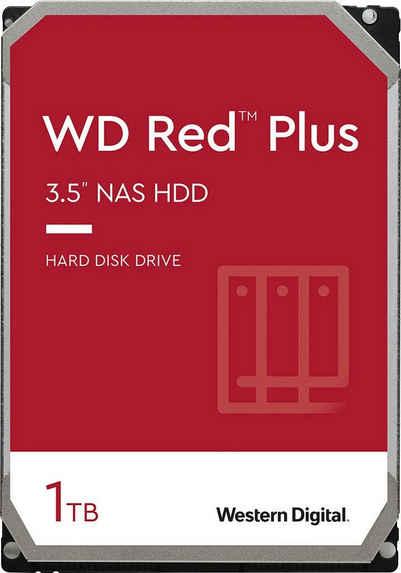 "Western Digital »WD Red™ Plus« HDD-NAS-Festplatte 3,5"" (1 TB), Bulk)"