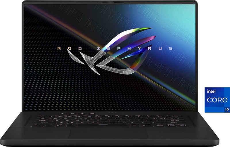Asus GU603HR-K8093T Gaming-Notebook (40,64 cm/16 Zoll, Intel Core i9 11900H, RTX,™ 3070, 1000 GB SSD, Kostenloses Upgrade auf Windows 11, sobald verfügbar)