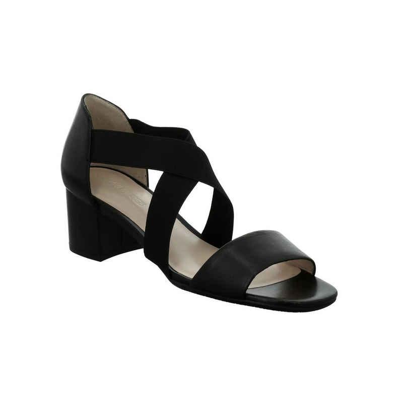 GERRY WEBER »Faro 9, schwarz« Sandale